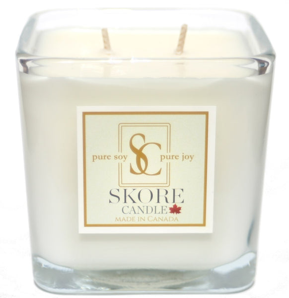 Save 10% - Two of our Square Two Wick Candles 14oz