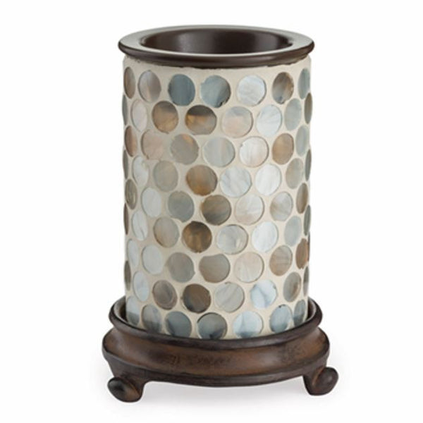 Pearl Glass Soy Melt Warmer - Skore Candle