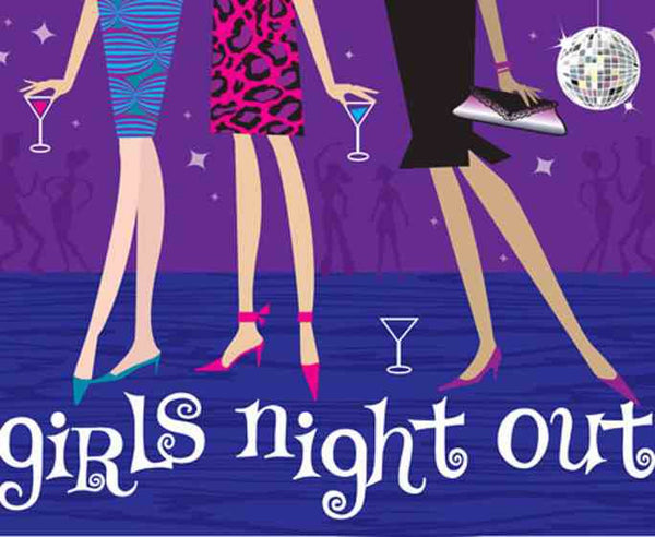 Girls Night Out Soy Candle - Skore Candle  - 1