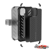 CASE BALLISTIC TOUGH JACKET MAXX SERIES NEGRO PARA IPHONE 11 PRO MAX