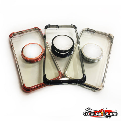 CASE CLEAR POP PARA IPHONE 6