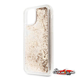 CASE LIQUID GUESS GOLD PARA IPHONE 11