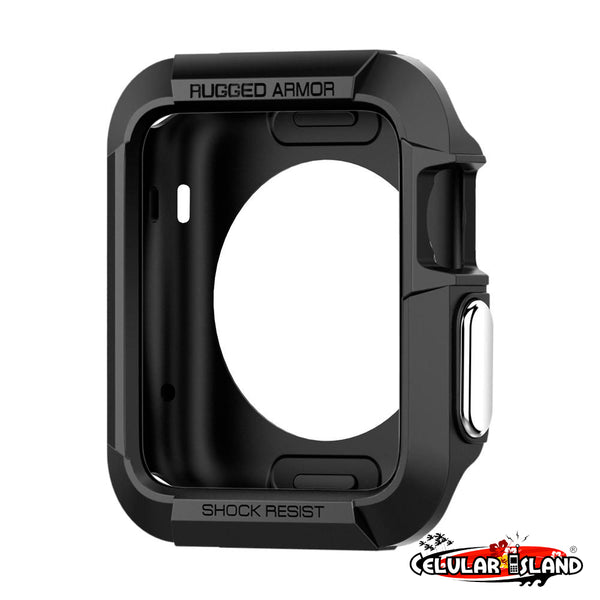 CASE RUGGED ARMOR PARA APPLE WATCH SERIES 3/2/1 (42MM)