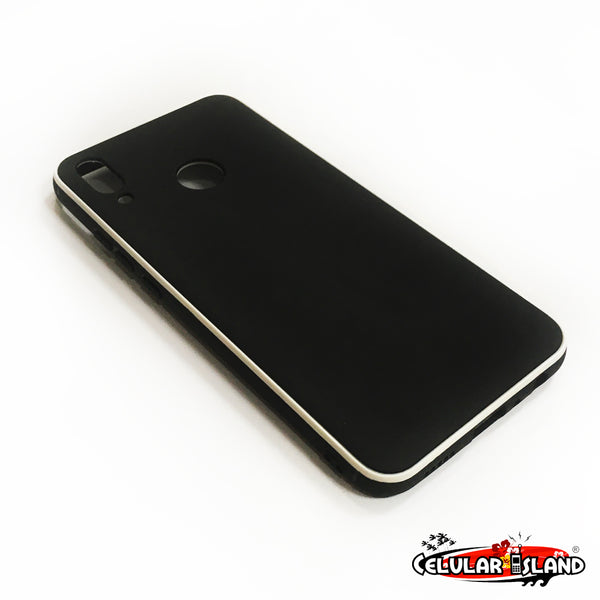CASE SMOOTH COLORES PARA HUAWEI Y9 2019