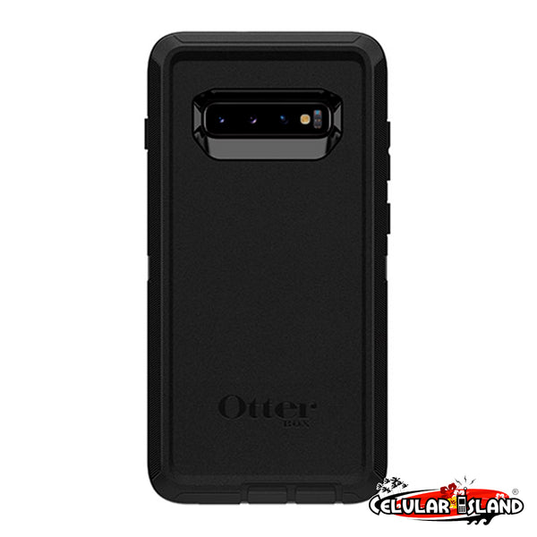 DEFENDER RUGGED PROTECTION SERIES SCREENLESS EDITION PARA GALAXY S10 PLUS