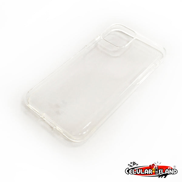 FUNDA JELLY TRANSPARENTE PARA IPHONE 11, 11 PRO, 11 PRO MAX