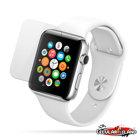 TEMPERED GLASS PARA APPLE WATCH 42 MM