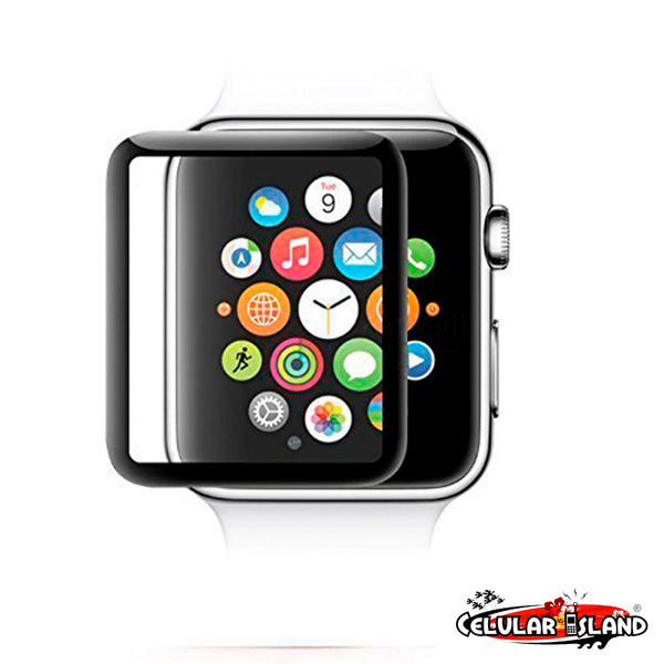 APPLE WATCH GLASS PARA 38MM, 40MM, 42MM, 44MM