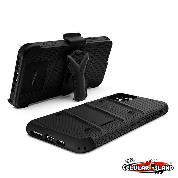 CASE ZIZO BOLT SERIES PARA IPHONE 11, IPHONE 11 PRO, IPHONE PRO MAX