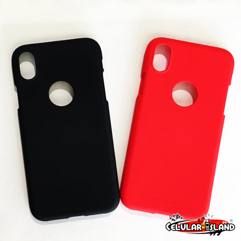 FUNDA SOFT FEELING PARA IPHONE XR