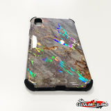 MARBLE CASE COLOR GRIS GALAXY J8 2018/A6 PLUS Y IPHONE XR