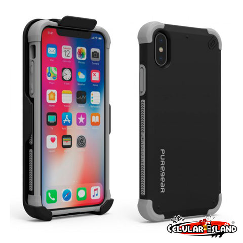 DUALTEK HIP CASE PAPA IPHONE XS/X