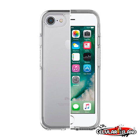 SYMMETRY SERIES CASE TRANSPARENTE PARA IPHONE 8 y 7