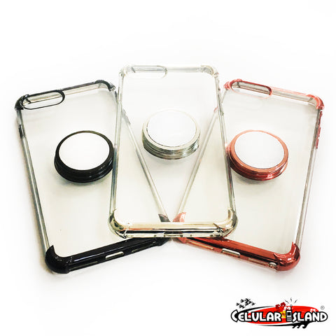 CASE CLEAR POP PARA IPHONE 7 PLUS