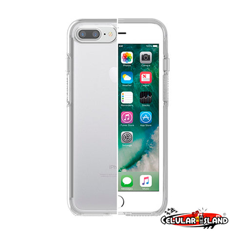 SYMMETRY SERIES CASE TRANSPARENTE PARA IPHONE 8 Plus y 7 Plus