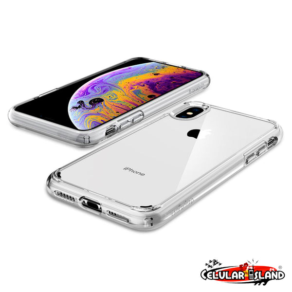 Ultra Hybrid case para iPhone XS/X