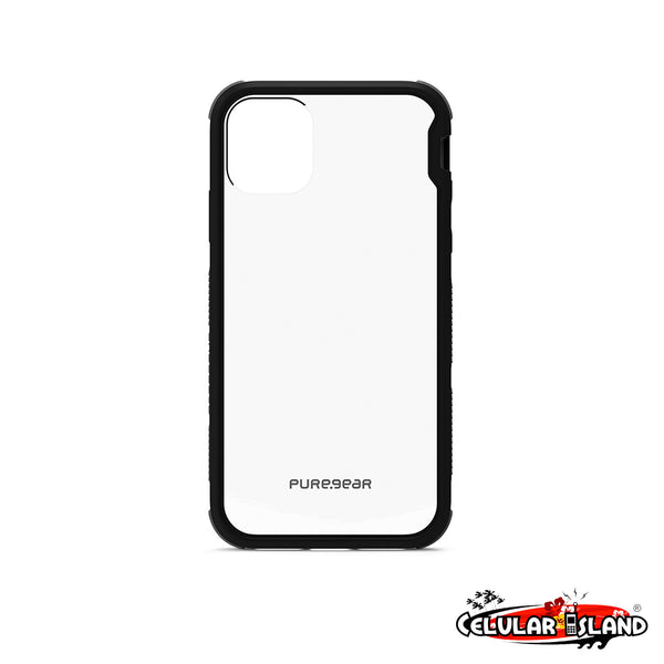 CASE DUALTEK CLEAR - CLEAR/BLACK PARA IPHONE 11, 11 PRO Y 11 PRO MAX