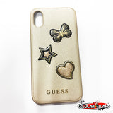 GUESS case para iPhone X