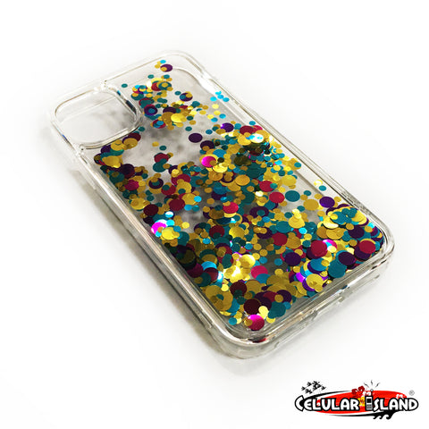 CASE CONFETTI MOBO PARA IPHONE 11