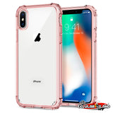 CRYSTAL SHELL PARA IPHONE X