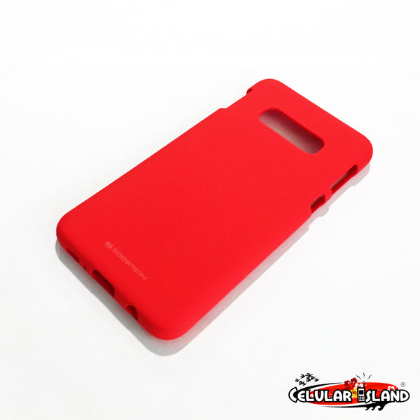 FUNDA SOFT FEELING PARA SAMSUNG GALAXY S10 Lite