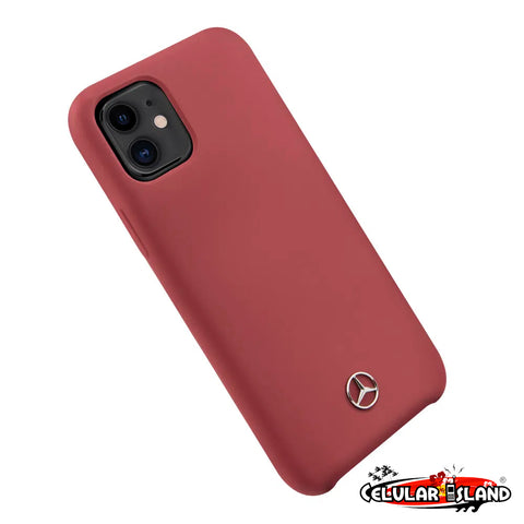 PROTECTOR SILICONE SOFT TOUCH MERCEDES BENZ PARA IPHONE 11