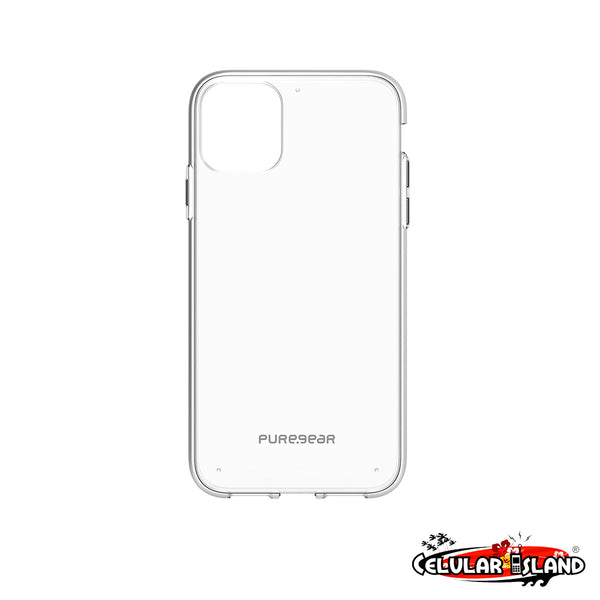 CASE SLIM SHELL CLEAR/CLEAR PARA IPHONE 11, 11 PRO Y 11 PRO MAX