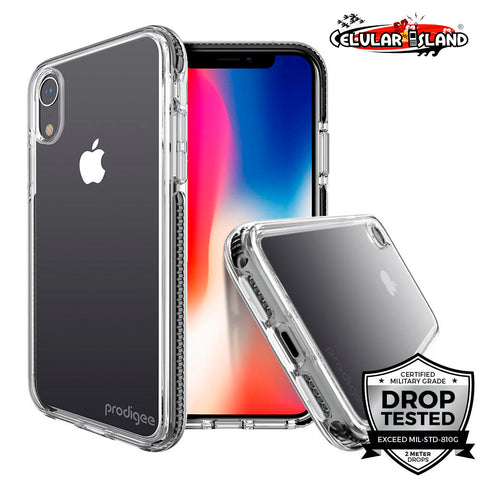 FUNDA PRODIGEE SAFETEE STEEL PARA IPHONE XR