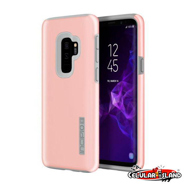 CASE DUALPRO DUAL-LAYER PROTECTION PARA SAMSUNG GALAXY S9 y S9 PLUS