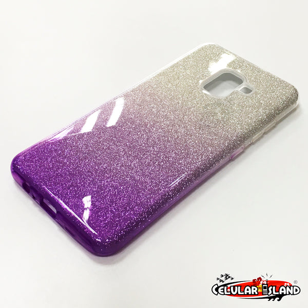 GLITTER TWO COLOR PARA SAMSUNG GALAXY A7 2018