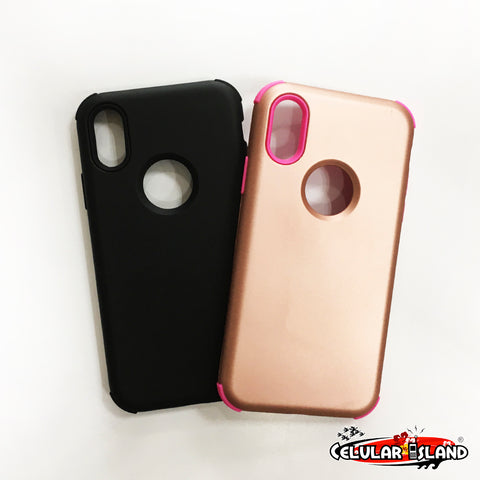CASE 2 EN 1 KOOL KASE PARA IPHONE X