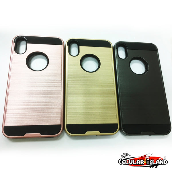 Protector para iPhone XS Max Colores Variados