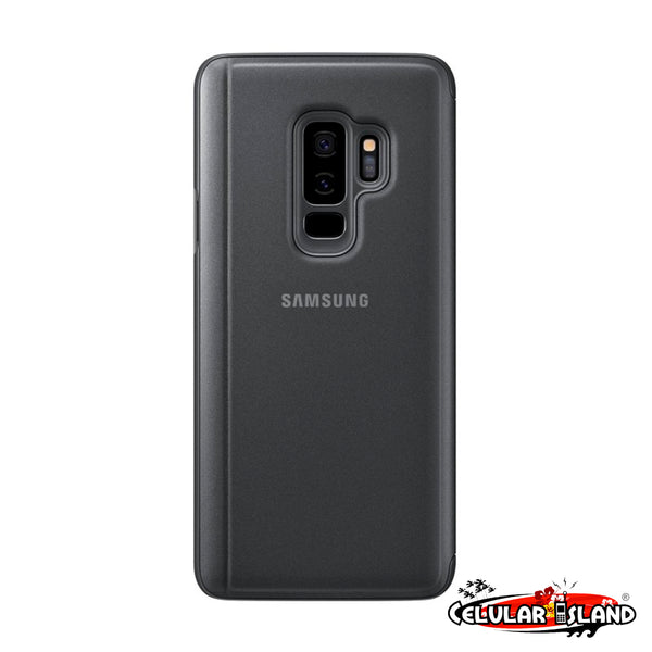 Clear View Standing Cover Galaxy S9 (Marca Samsung)