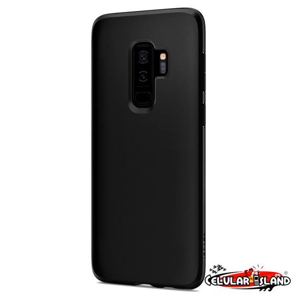 Galaxy S9 Plus Case Liquid Crystal  (marca Spigen)