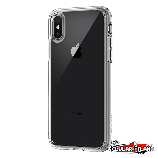iPhone X protector Ultra Hybrid - (SPIGEN)