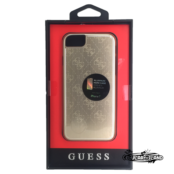 Metal Guess iPhone