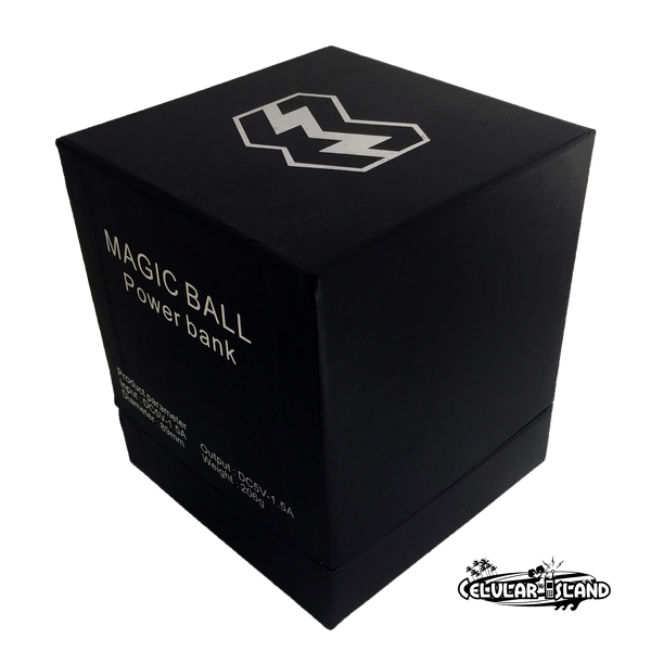 Magic Ball Power Bank   Batería de respaldo