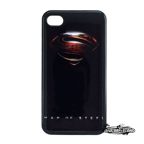 Protector Rígido DC Superman iPhone 5/5s