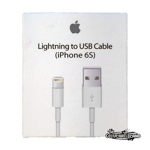 Cable de Datos USB Lightning OEM iPhone iPad iPod