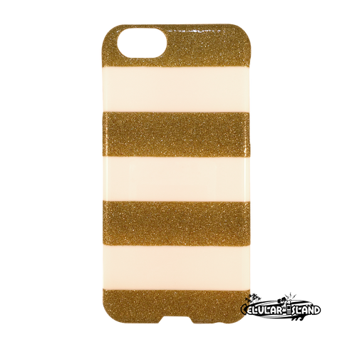 Funda AGENT 18 iPhone 6s/6 Blanca Oro