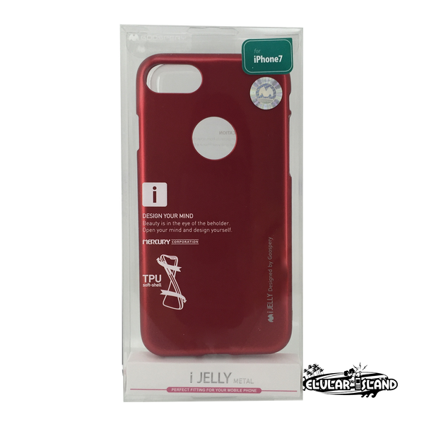Protector Jelly iPhone 7