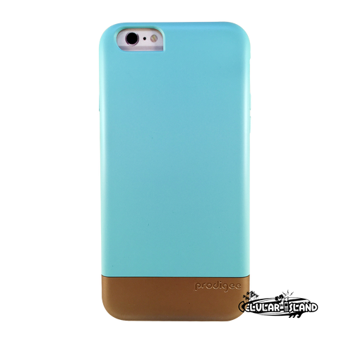Funda PRODIGEE Accent iPhone 6 Aqua Dorado