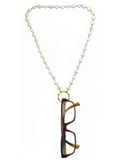 Blanche Eyeglass Catcher & Necklace