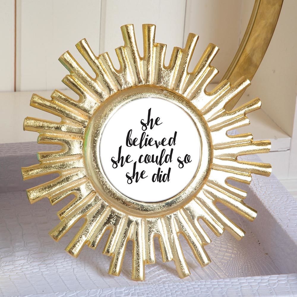Sunburst Frame – Patricia Adams Gifts