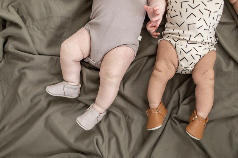 NEWBORN - Toffee Shoe Shoe heyfolks
