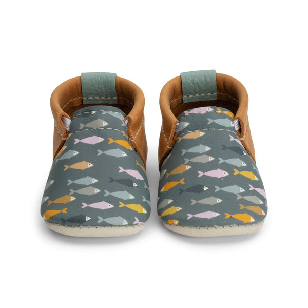 Salmon Run Shoe Shoe Heyfolks