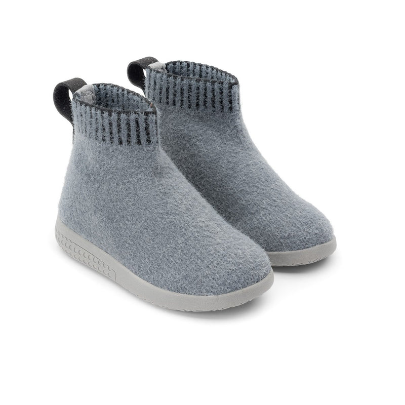 Storm Warm Knit Boot Voyageur Heyfolks