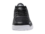 The One High Arch Orthopedic Comfort Walking Running Performance Black Sneakers Shoes for Men - Fear0