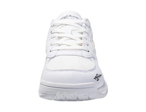 The One High Arch Orthopedic Comfort Walking Running Performance White Sneakers Shoes for Men - Fear0