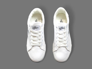 Fear0 Men's Everyday Classic White Casual Sneakers Walking Tennis Shoes - Fear0